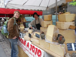 Some excellent Comte was found at this vendor!