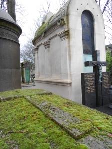 Coolest cemetery ever....Père Lachaise in Paris.